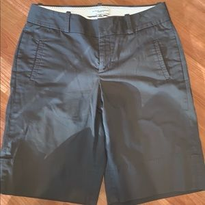 3/$15 Banana Republic | Brown Cotton Bermuda Short